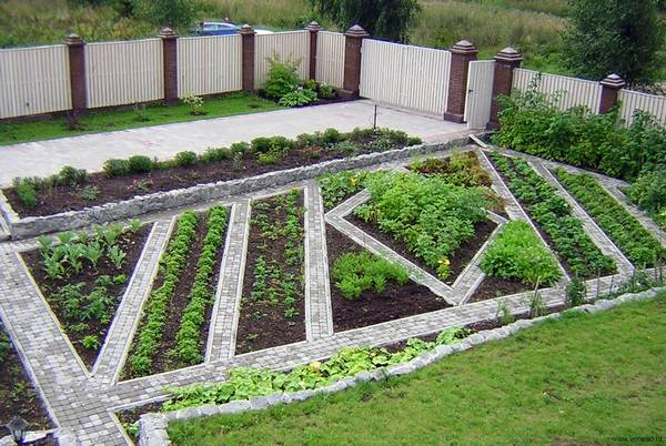 Как благоустроить дачный участок садоводов