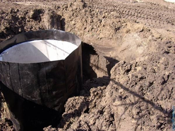 Лента для герметизации швов бетона