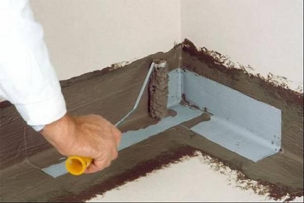 Как сделать гидроизоляцию ванны самому 597