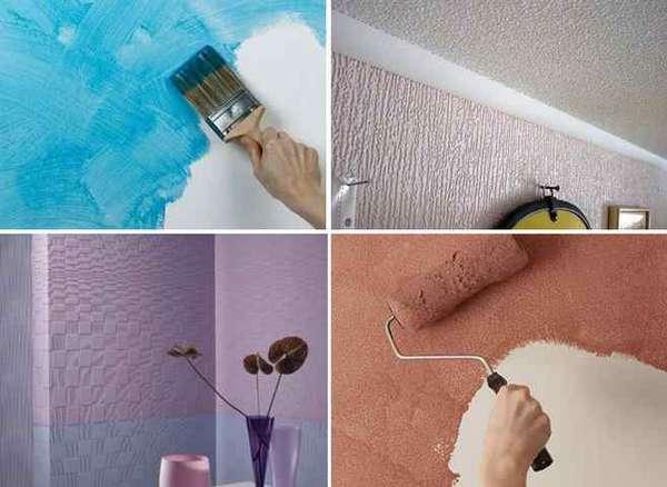 Какой краской лучше покрасить стены на кухне