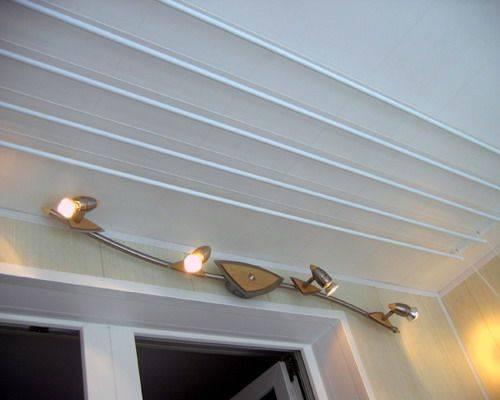 Освещение балкона: фото, видео, требования.