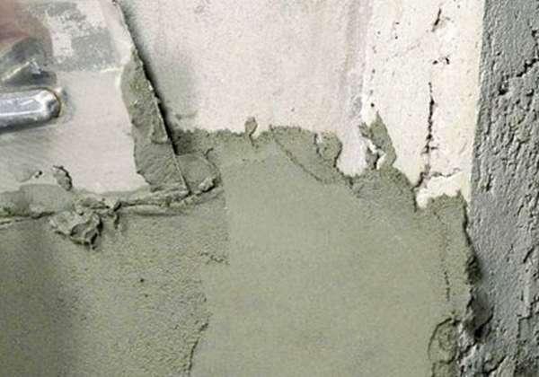 Цементная штукатурка стен своими руками